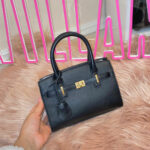 Quin/Black - Handbag